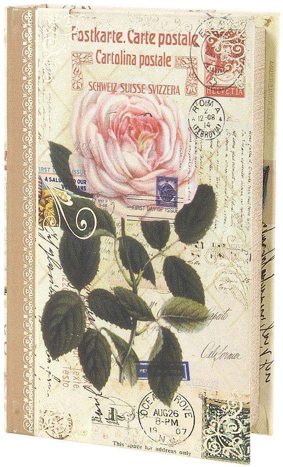 Шкатулка декоративная ENS Group Ботаника, 21 х 13 х 5 см