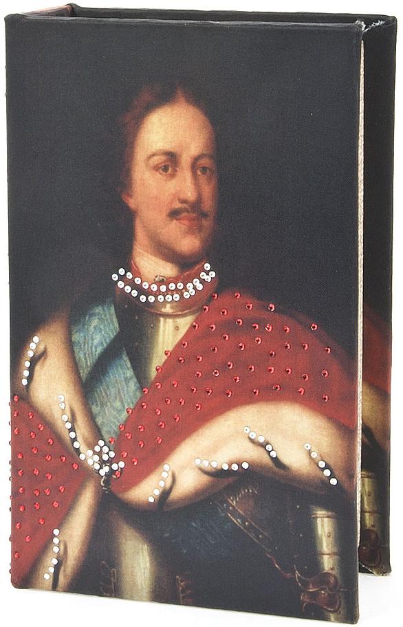 Шкатулка декоративная ENS Group Мужской портрет, 17 х 11 х 5 см