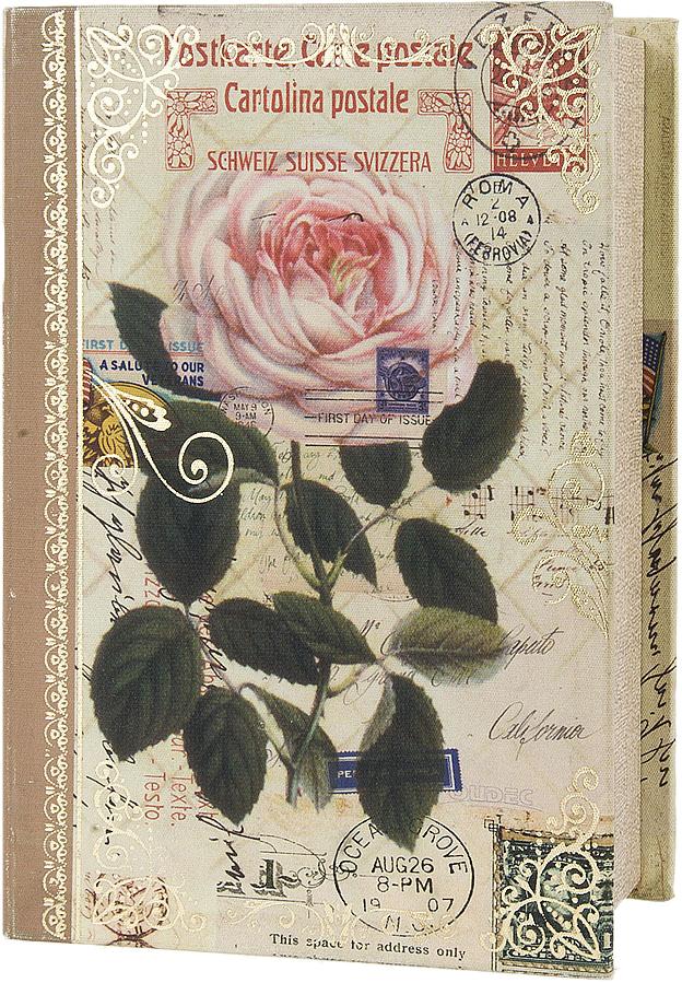 Шкатулка декоративная ENS Group Ботаника, 27 х 18 х 7 см