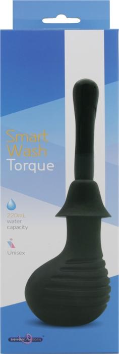 Seven CreationsАнальный душ.  16-54BLK  Правильный цвет и качественные материалы помогут надолго сохранить...