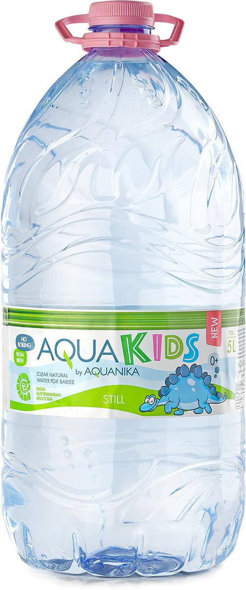 Вода AquaKids детская питьевая с рождения, 5 л вода расти большой вода детская 0 5 л
