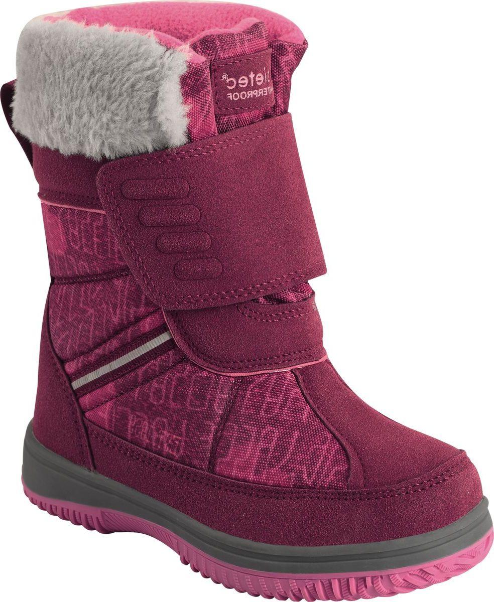 Сапоги детские Lassie Baffin, цвет: красный. 7691113991. Размер 25