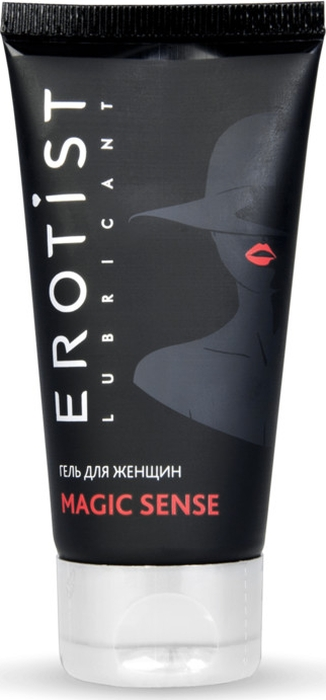 Erotist LubricantsГель для женщин Magic Sense, 50 мл.  541431 Ни одна, абсолютно ни одна женщина не откажется от дополнительного...