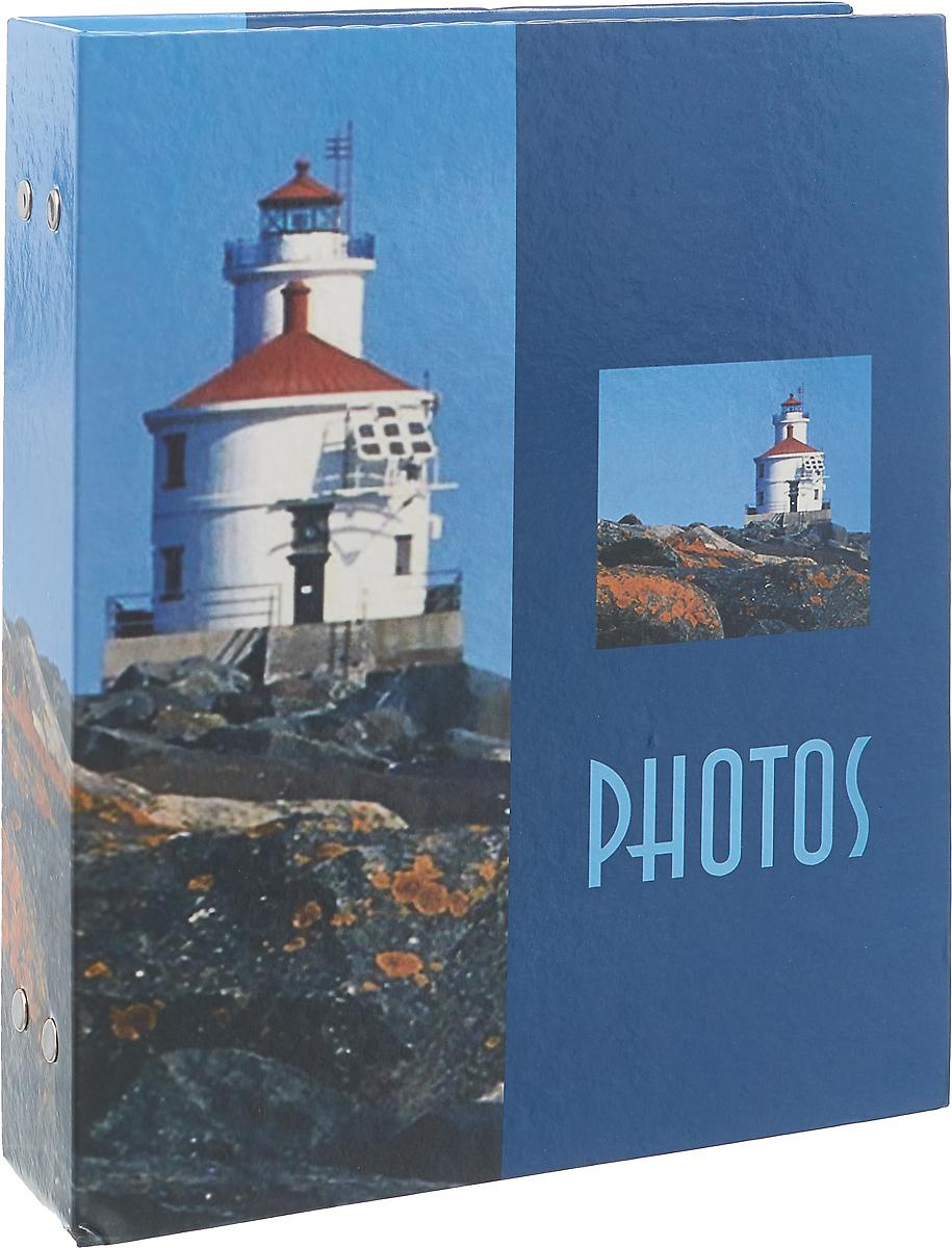 Фотоальбом Platinum Ландшафт-4, 200 фотографий, 10 х 15 см, вид 2 фотоальбом platinum соцветие 200 фотографий 10 х 15 см