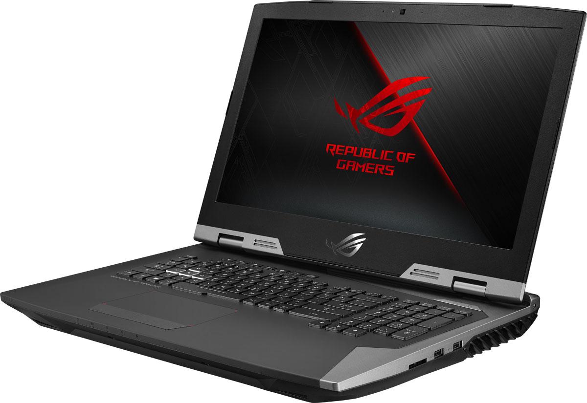 ASUS ROG G703GS , Titanium (G703GS-E5049T) for asus n53sv n53sm n53sn original laptop motherboard mainboard nvidia gt540m and 2 ram slots rev 2 0 1gb free shipping