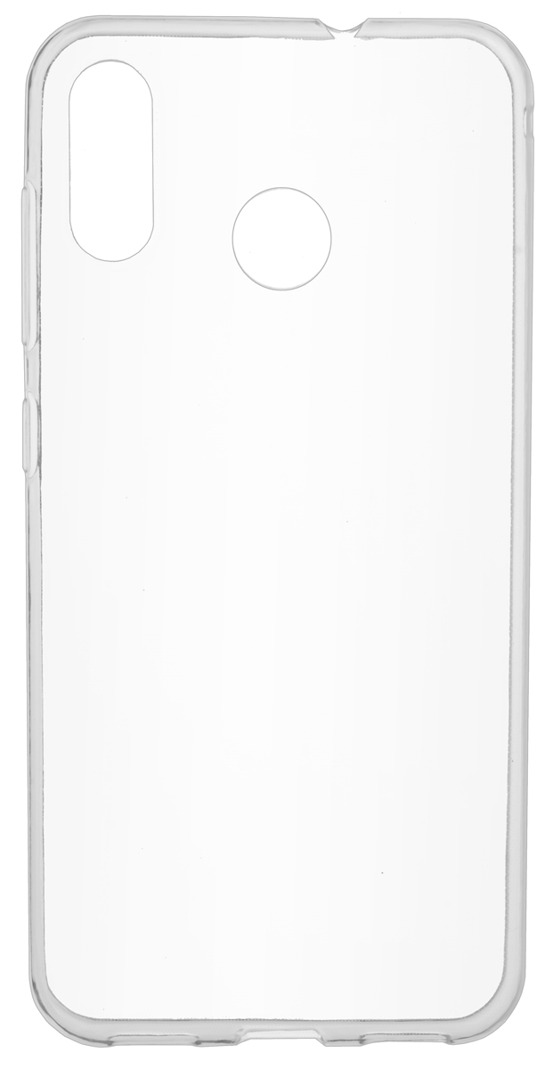 Skinbox Slim Silicone 4People чехол для Asus Zenfone Max (M1) ZB555KL, Transparent skinbox 4people чехол для asus zenfone laser 2 ze550kl white
