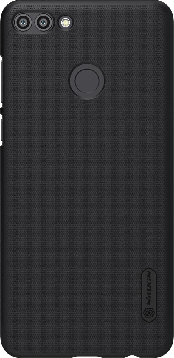 Nillkin Super Frosted Shield чехол для Huawei Enjoy 8 Plus/Y9 (2018), Black чехол для samsung gt9150 gt9152 galaxy mega 5 8 nillkin super frosted shield черный