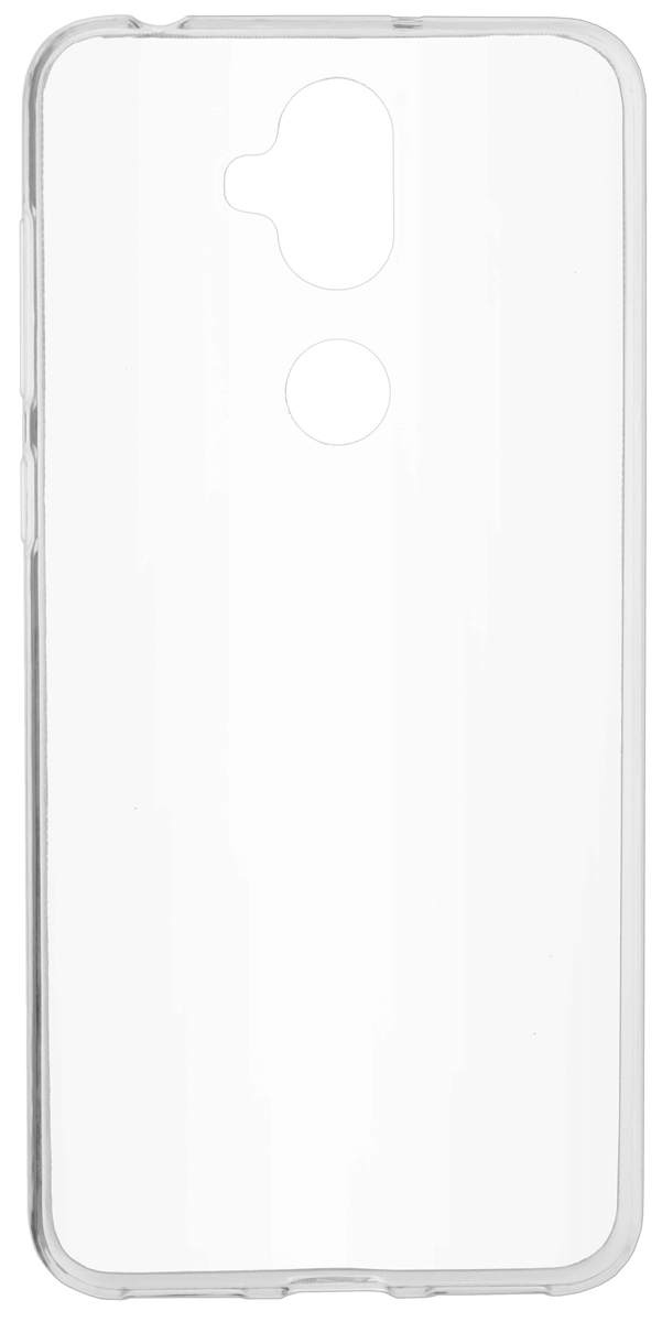 Skinbox Slim Silicone 4People чехол для Asus ZenFone 5 Lite ZC600KL, Transparent skinbox 4people чехол для asus zenfone laser 2 ze550kl white