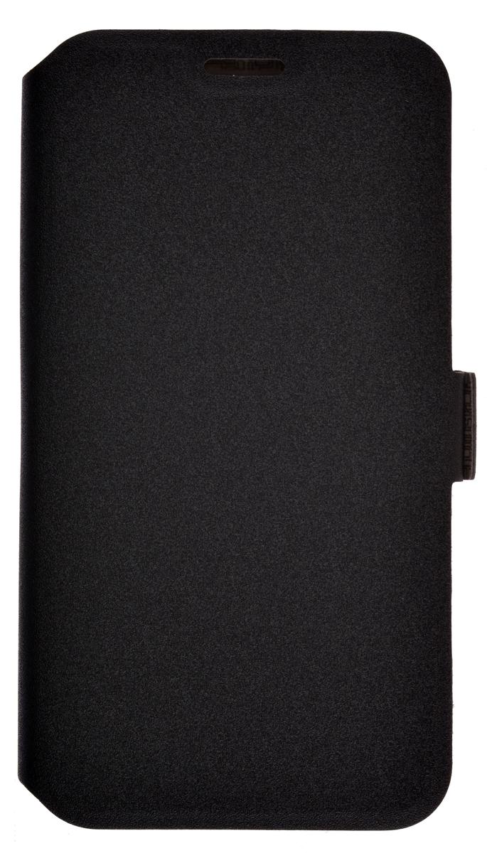 Prime Book чехол для Samsung Galaxy J2 (2018) Pro, Black uniq bodycon для samsung galaxy grand prime black