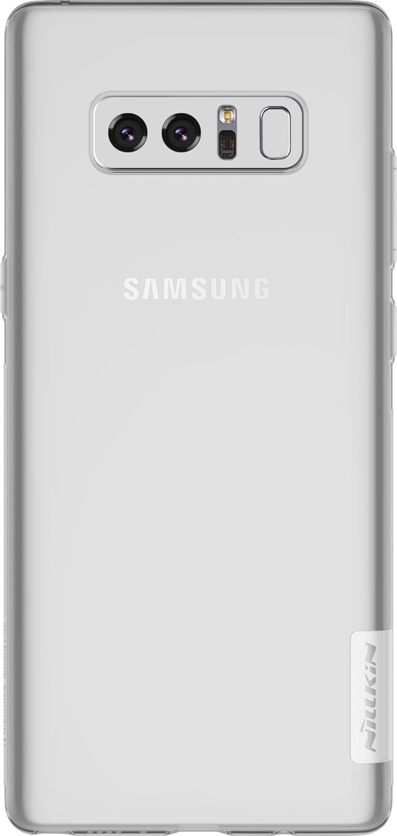 Nillkin Nature TPU Case чехол для Samsung Galaxy Note 8, White стоимость