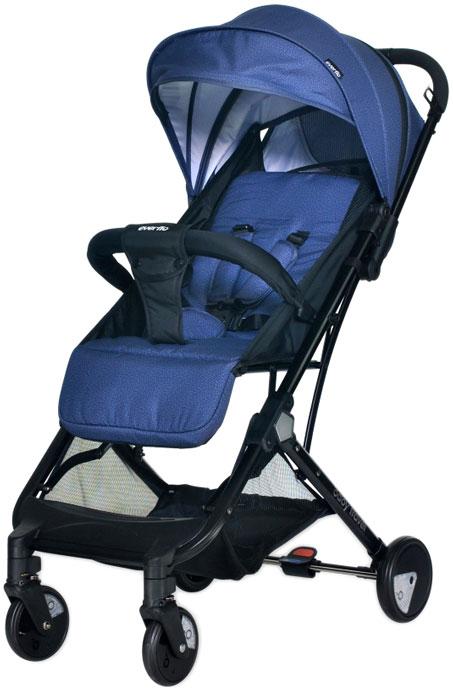 Everflo Коляска прогулочная Baby Travel E-330 Jeans