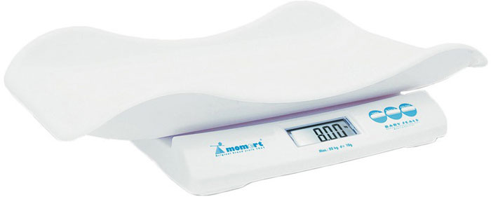 Momert 6475 весы детские электронные