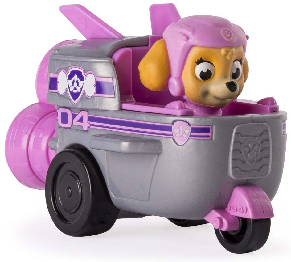 Paw Patrol Машина спасателя Chase 16605_20088399 paw patrol dog puppy car patrulla canina action figures vinyl doll toy kids children toys gifts