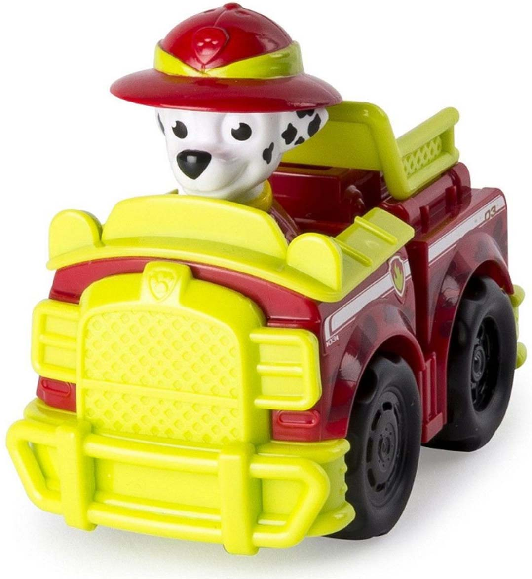Paw Patrol Машина спасателя Chase 16605_20088407 20cm canine patrol dog toys russian anime doll action figures car patrol puppy toy patrulla canina juguetes gift for child m134