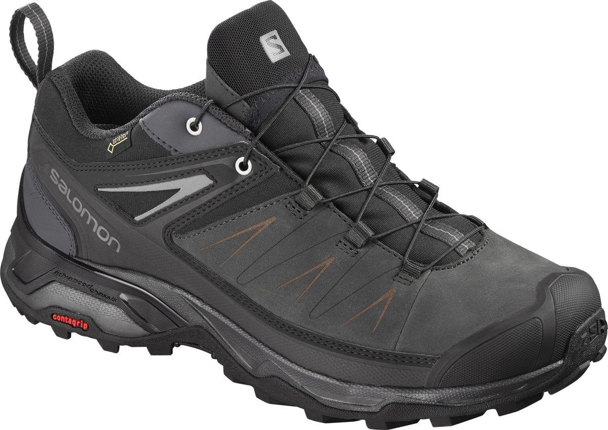 Кроссовки мужские Salomon X Ultra 3 LTR GTX, цвет: черный. L40478400. Размер 13,5 (47,5)