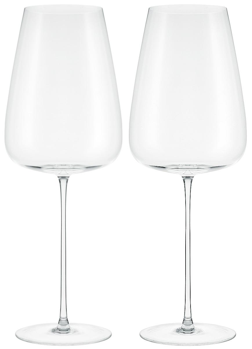 В набор входят 2 бокала из выдувного стекла для сервировки красного вина. Объём каждого 800 мл. Комбинируйте их с бокалами для шампанского или воды из коллекции Wine Culture для создания завершенной композиции. Набор упакован в красивую коробку станет отличным подарком на любой праздник.Wine Culture — коллекция барного стекла для сервировки лучших сортов красного и белого вина со всего мира, а также других благородных напитков. Стильные бокалы и декантеры выполнены их выдувного стекла и имеют необычную форму. Они станут утончённым и стильным украшением любого бара.Изделия из выдувного стекла рекомендуется мыть вручную в тёплой мыльной воде и вытирать насухо мягкой тканью. Иногда в готовом изделии из выдувного стекла встречаются пузырьки воздуха — это нормально и вполне допускается технологией ручного производства. Такие пузырьки воздуха внутри не являются браком.