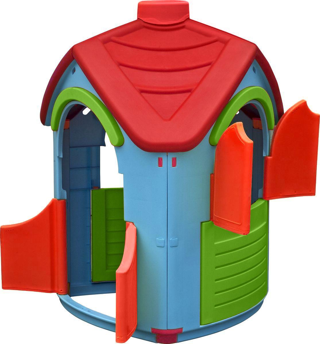 PalPlay Игровой домик Вилла цвет красный голубой зеленый тонер картридж g