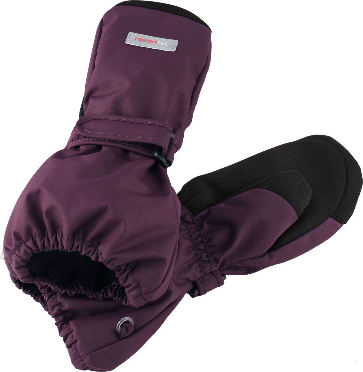 Варежки детские Reima Reimatec Ote, цвет: фиолетовый. 5272884960. Размер 2