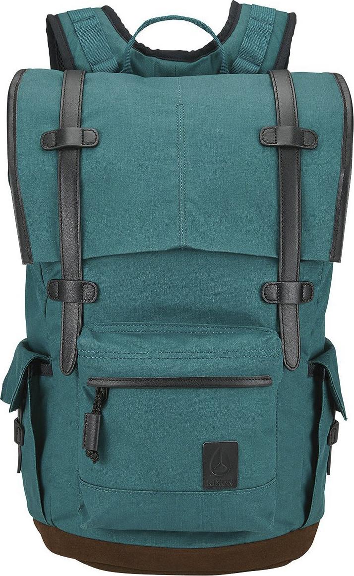Рюкзак Nixon Boulder, цвет: синий, 19 л. C2832 2529-00 oiwas ноутбук рюкзак мода случайные