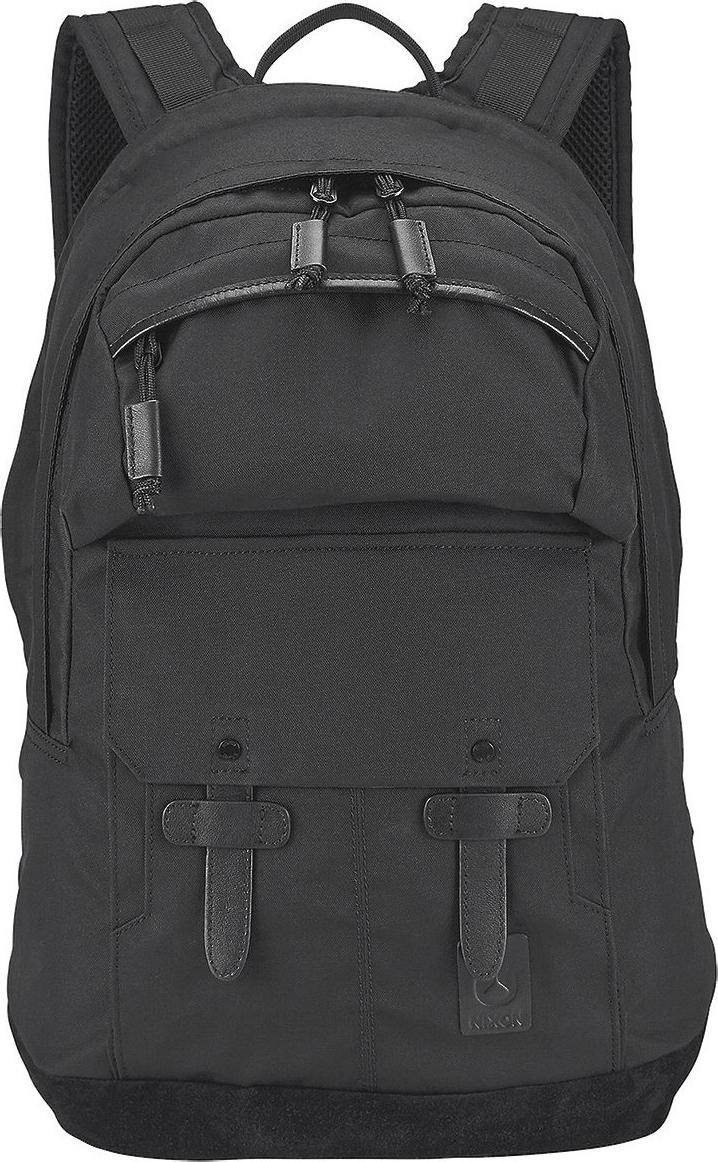 Рюкзак Nixon Canyon, цвет: черный, 21 л. C2833 001-00