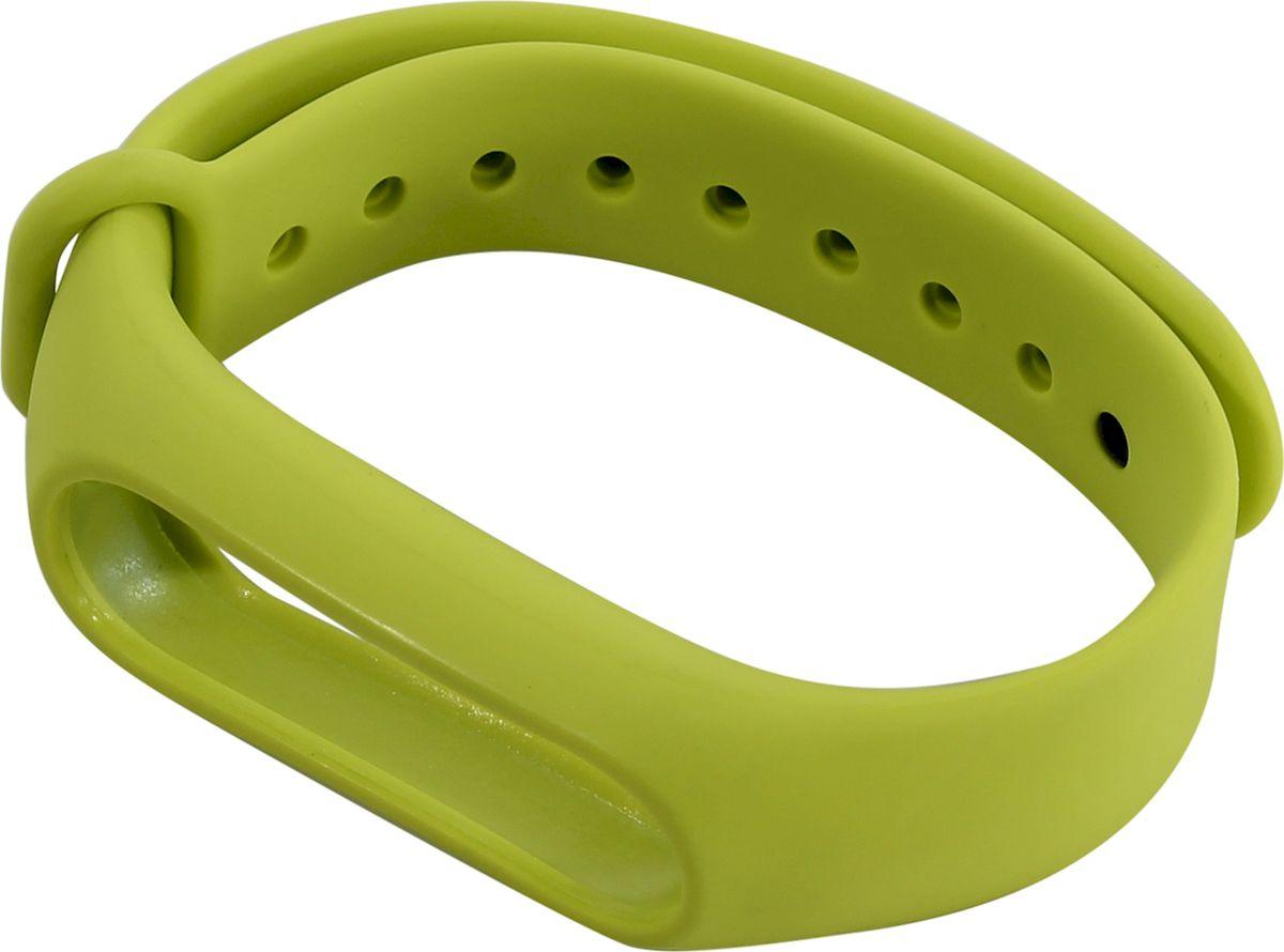 Xiaomi Mi Band 2 Strap, Green ремешок для фитнес-браслета