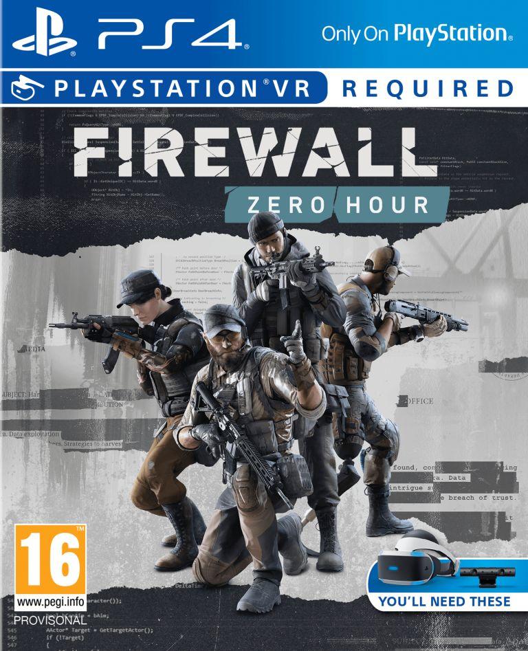 Zakazat.ru Firewall Zero Hour (только для VR) (PS4)