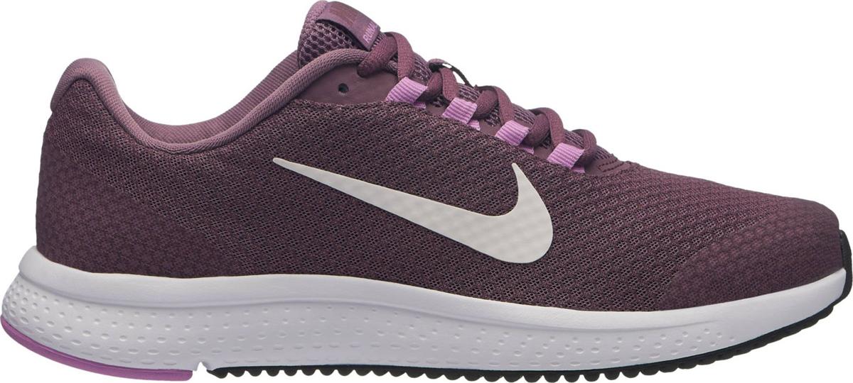 Кроссовки женские Nike RunAllDay Running, цвет: фиолетовый. 898484-500. Размер 6 (35,5)