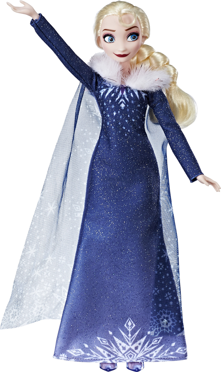 Disney Frozen Игровой набор с куклой Рождество с Олафом disney princess игровой набор с куклой easy styles ариэль