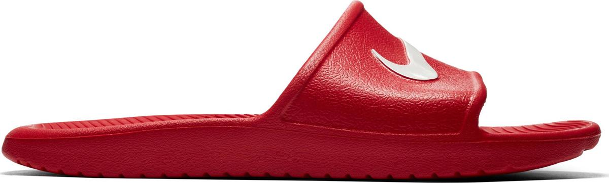 Шлепанцы мужские Nike Kawa Shower Slide, цвет: красный. 832528-600. Размер 9 (41,5) шлепанцы souls шлепанцы