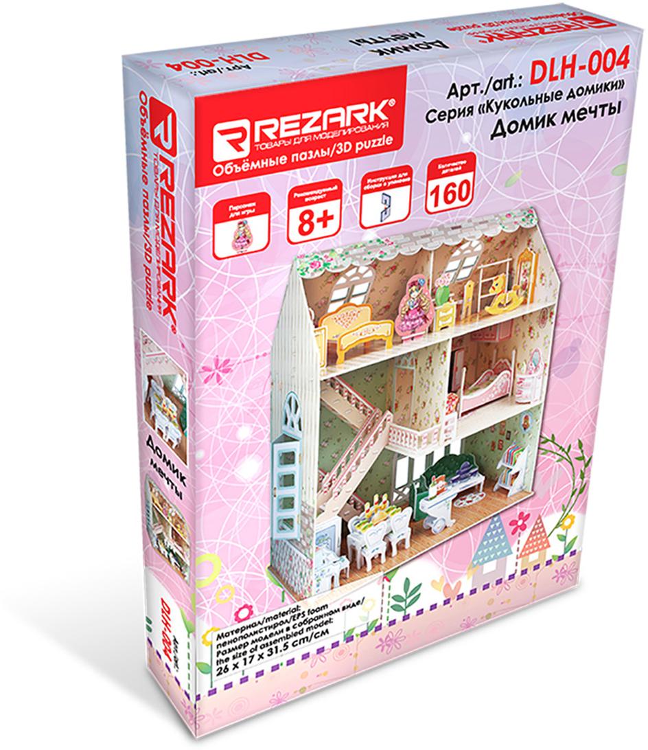 Rezark 3D Пазл Кукольные домики Домик мечты