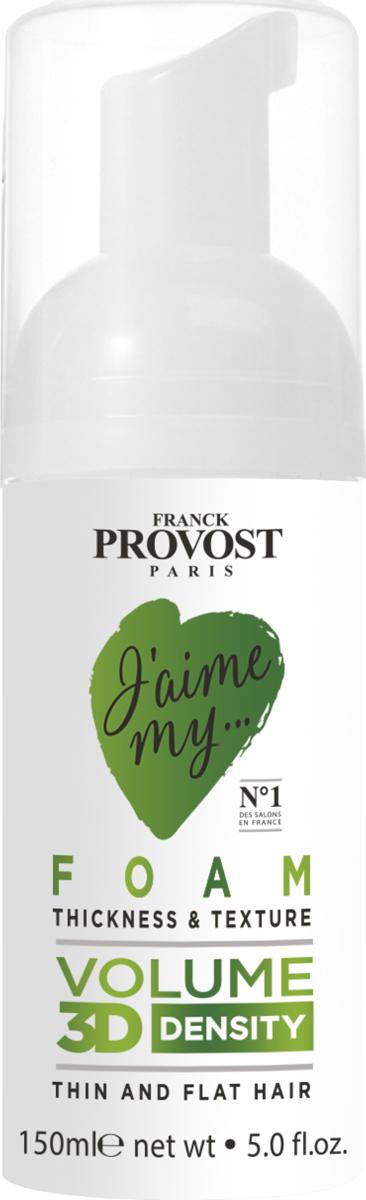 Franck Provost Пенка для придания объема и упругости тонким волосам, 150 мл franck muller часы franck muller 6002 m qz r steel
