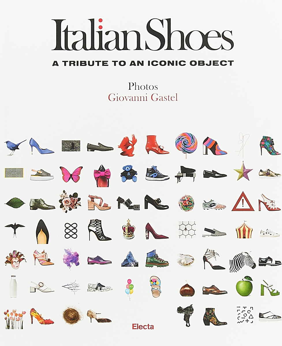 Italian Shoes: A Tribute to an Iconic Object frico accs10e08 h