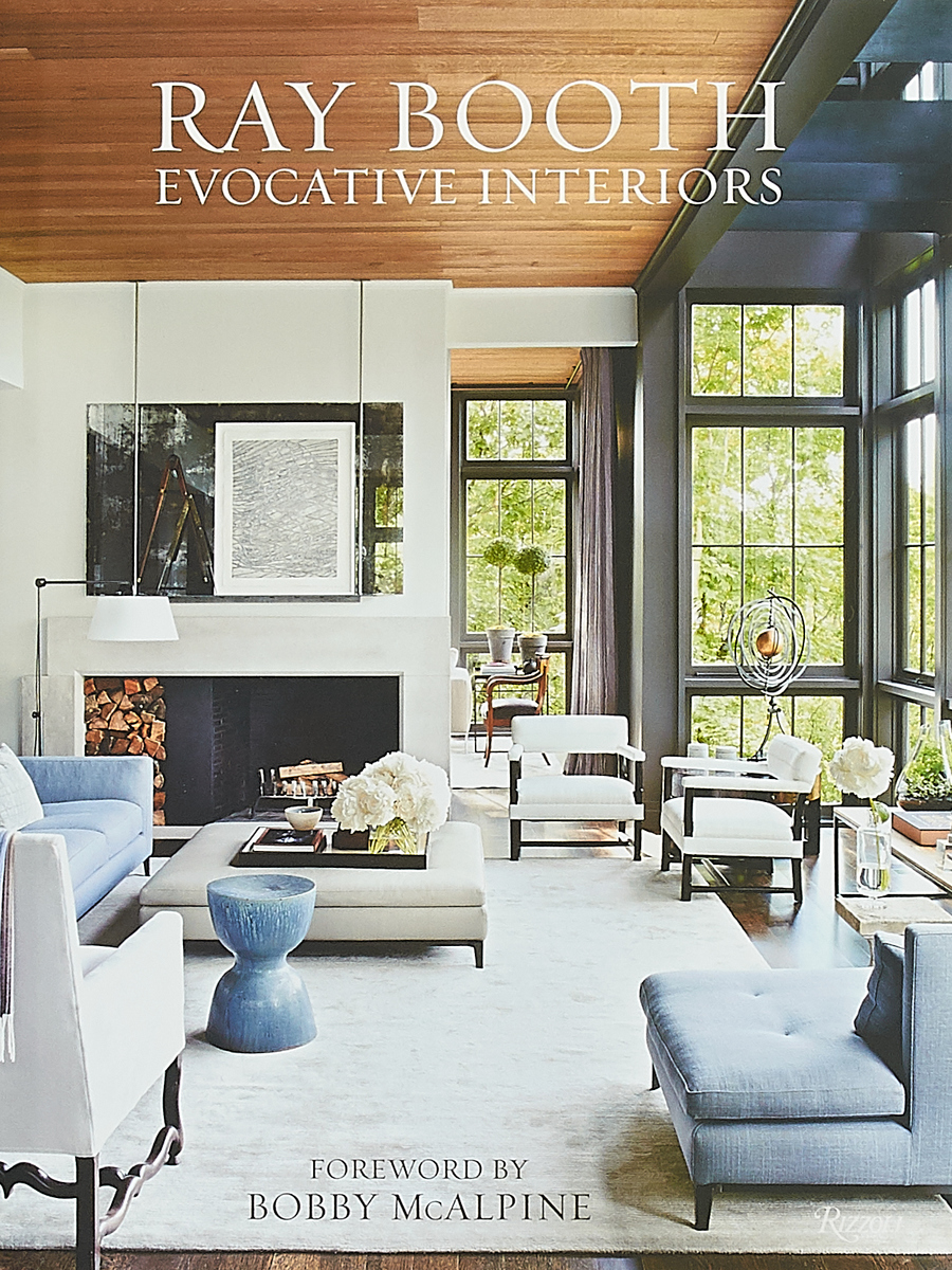 Ray Booth: Evocative Interiors design thinking for interiors