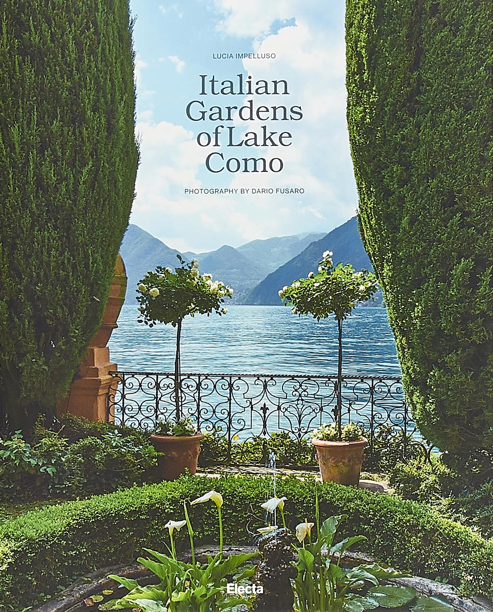 Italian Gardens of Lake Como instant gardens