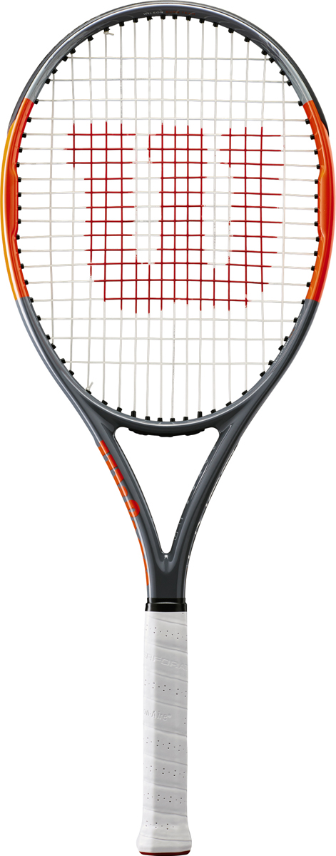 Ракетка теннисная Wilson Burn Team 100 Lite Rkt W/O Cvr 2