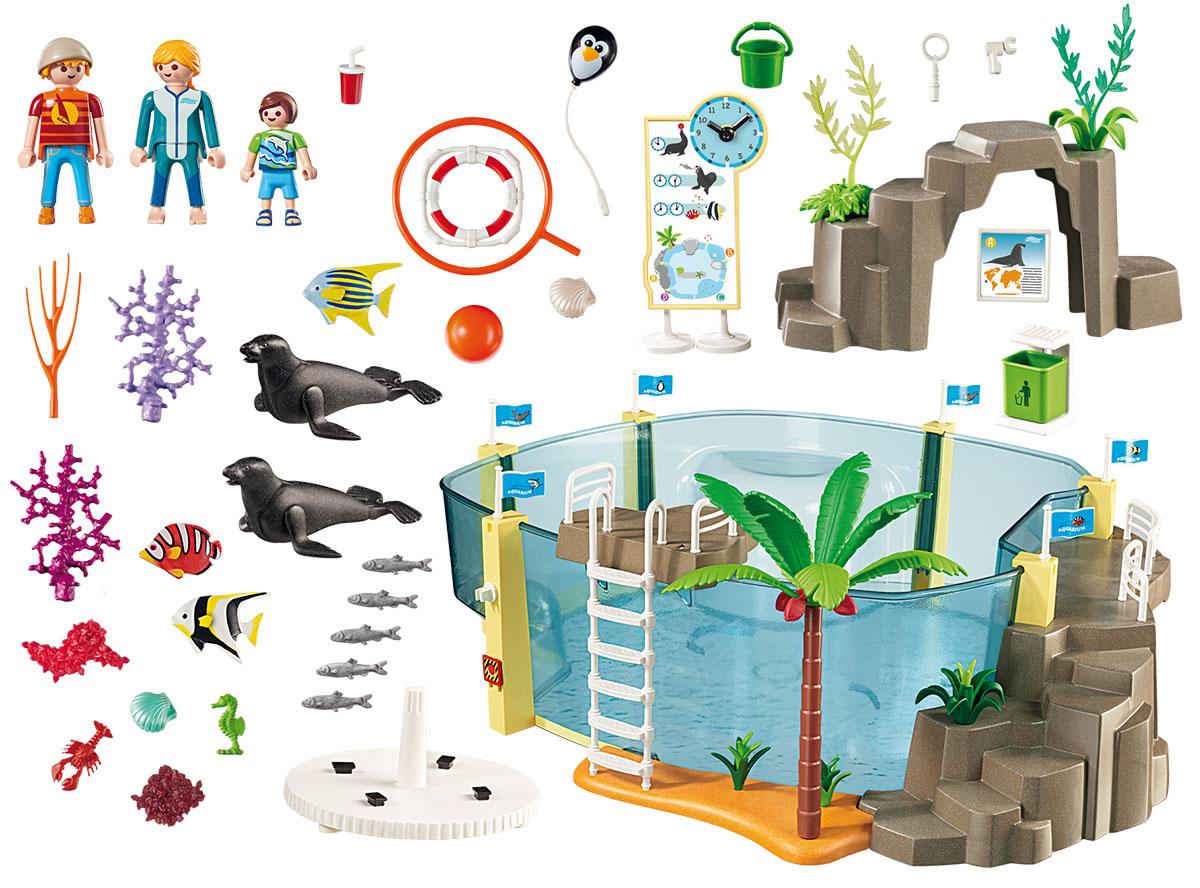 Playmobil Игровой набор Аквариум Аквариум
