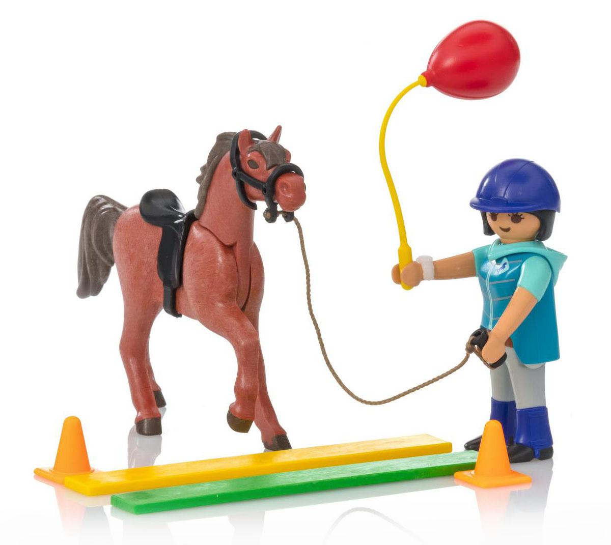 PlaymobilИгровой набор Конный спорт Конный терапевт