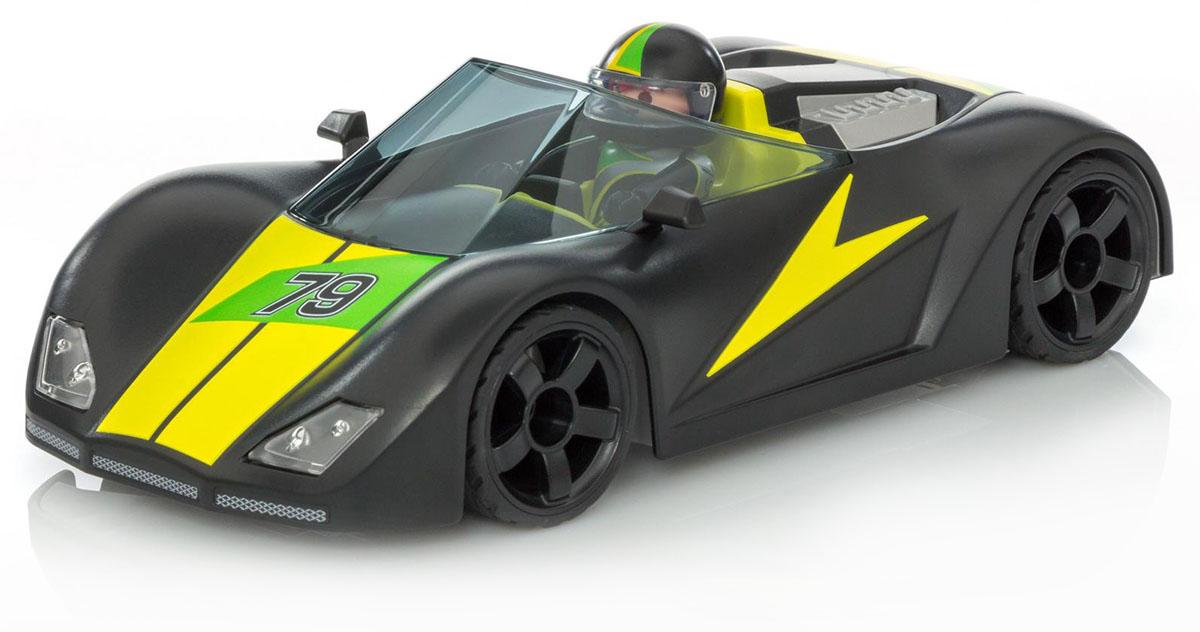 Playmobil Игровой набор Радиоуправляемый турбо-гонщик playmobil® в поисках приключений семья рысей с кинооператором playmobil