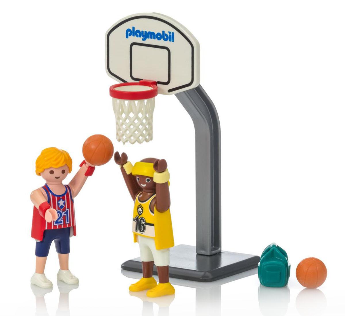 Playmobil Игровой набор Яйцо Баскетбол один