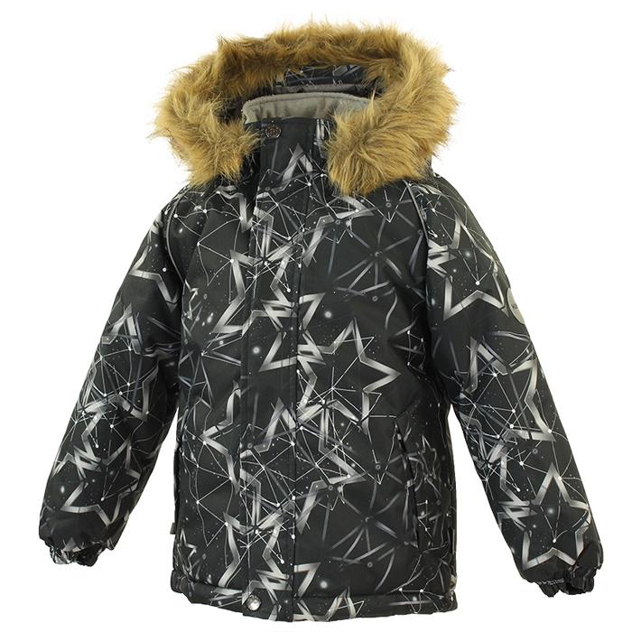 Куртка детская Huppa Marinel, цвет: черный. 17200030-83409. Размер 134