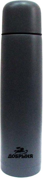 Термос Добрыня DO-1836 (0,75 л) практичен и удобен в использовании. Выполнен из прочных экологически чистых материалов, безопасен и долговечен. Незаменимый спутник для любителей активного образа жизни! Нержавеющая сталь, узкое горло, вакуумная теплоизоляция. Цвет- серый.