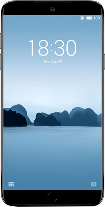 Zakazat.ru Meizu 15 Lite 32GB, Black