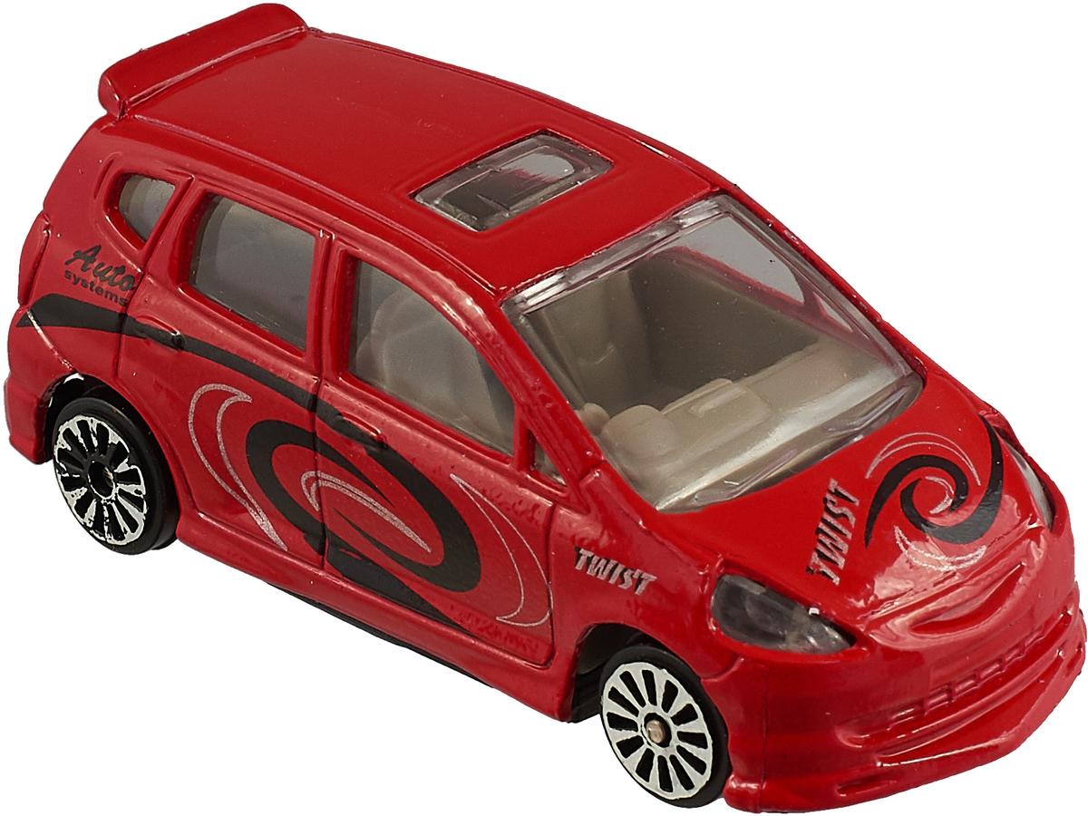 Pioneer Toys Машинка спецслужбы TWIST цвет красный, черный pioneer toys машинка строительная техника 236