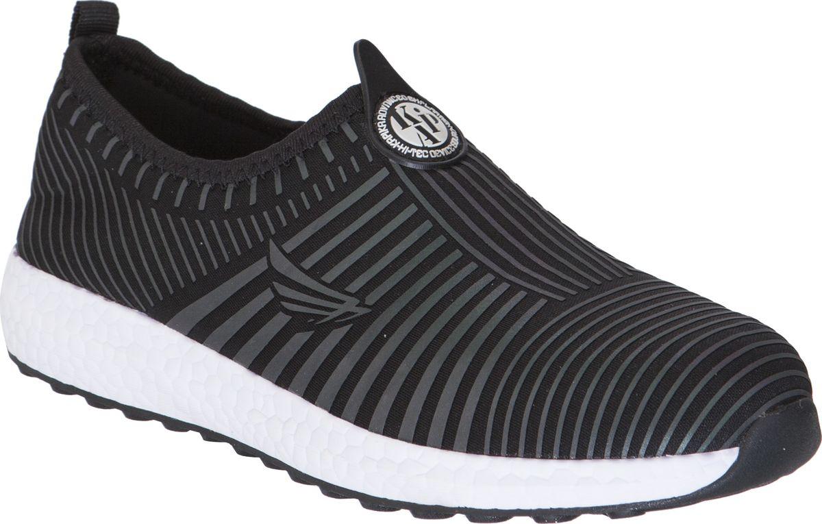 Кроссовки для мальчика Kapika, цвет: черный. 73338-2. Размер 35 кроссовки для мальчика zenden цвет красный 219 33bg 043tt размер 34