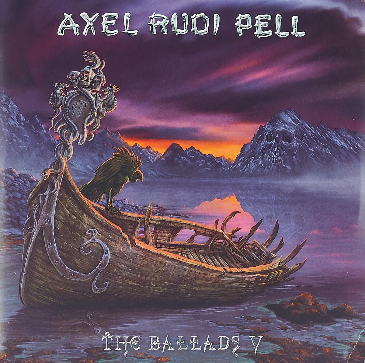 Аксель Руди Пелл Axel Rudi Pell. The Ballads V (2 LP + CD) axel rudi pell knight treasures live and more 2 dvd
