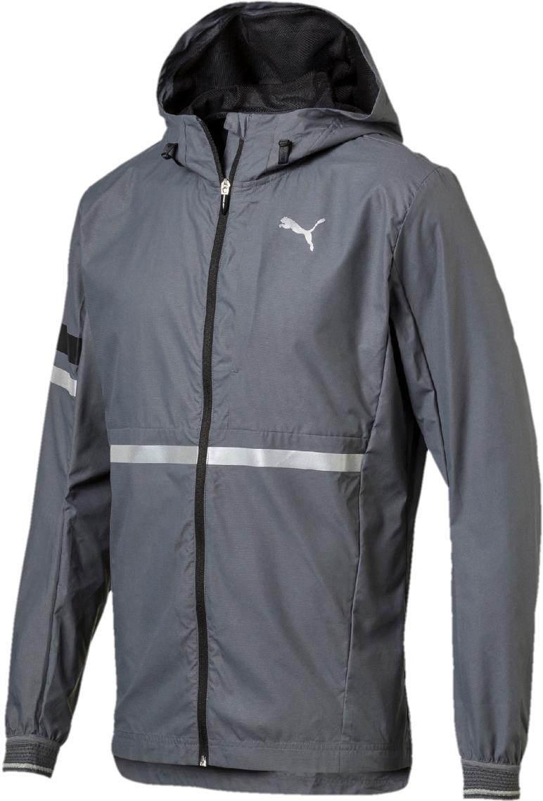 Ветровка мужская Puma LastLap Jacket, цвет: серый. 51701303. Размер XXL (52/54) ветровка puma 57497901