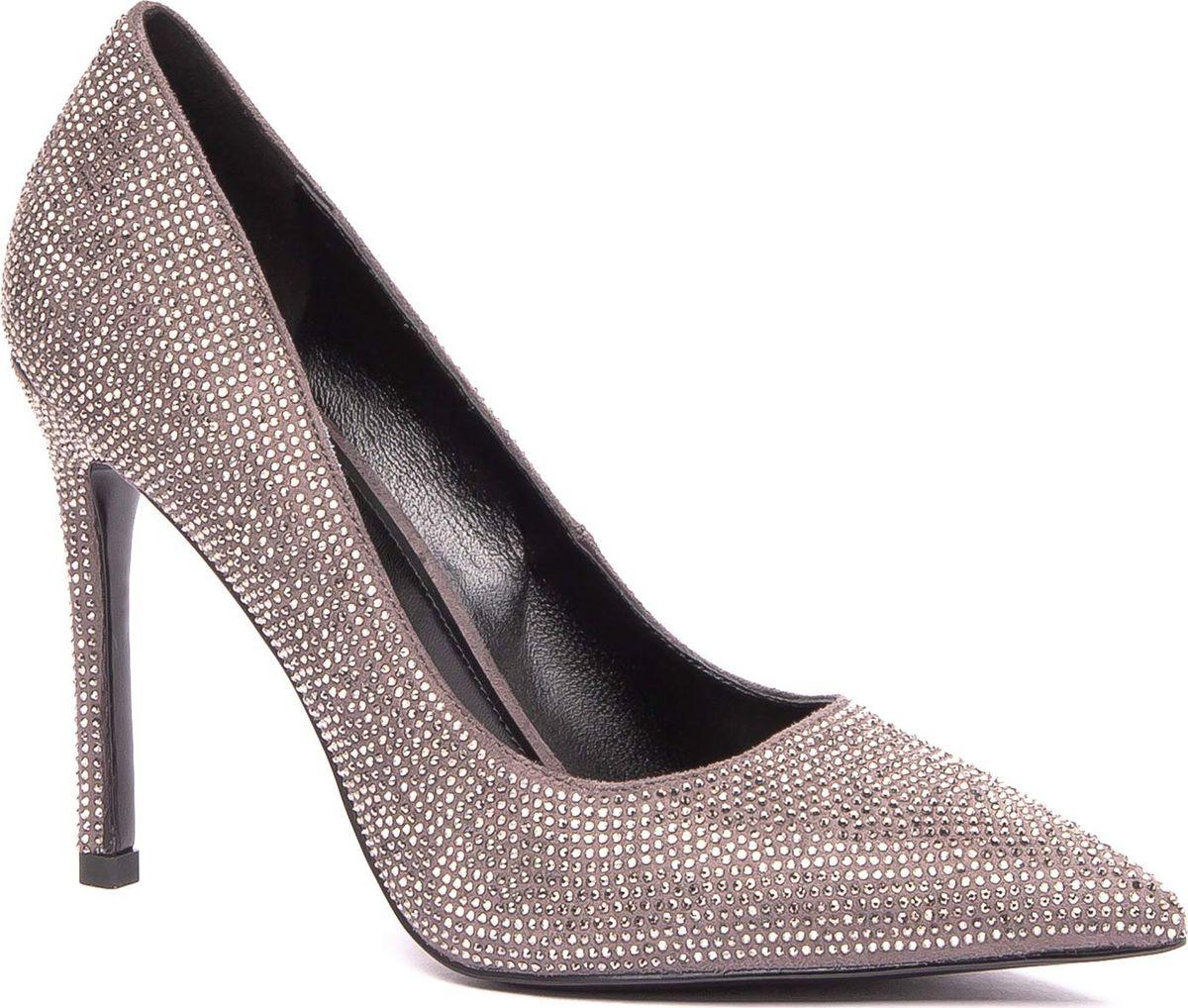 Туфли женские Vitacci, цвет: серый. 941423. Размер 38