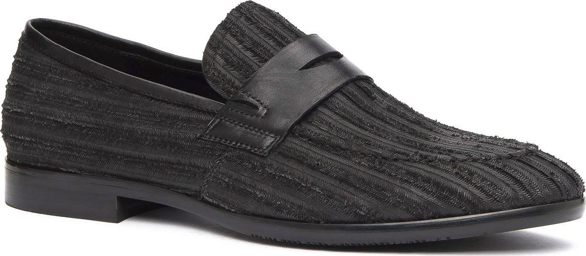 Туфли мужские Vitacci, цвет: черный. M251277. Размер 41