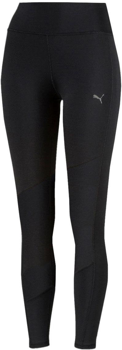 Тайтсы женские Puma Always On Solid 7 8 Tight, цвет: черный. 51715301. Размер XL (48/50)