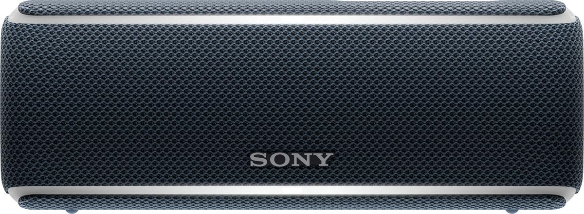 Sony SRSXB21, Black беспроводная акустическая система